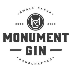MONUMENT GIN Logo