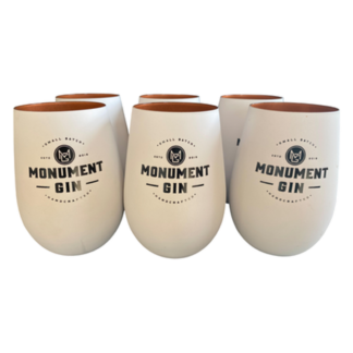 MONUMENT GIN BECHER 6er Pack
